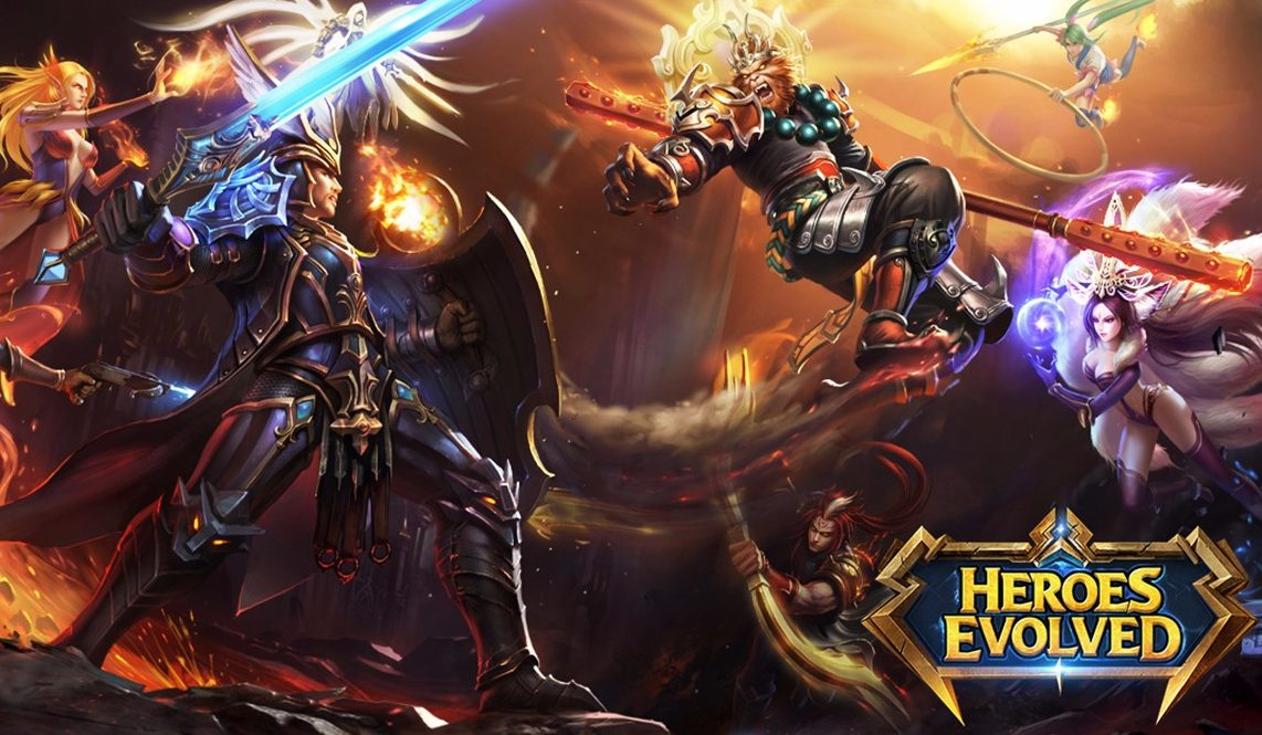 heroes-evolved PWN Games